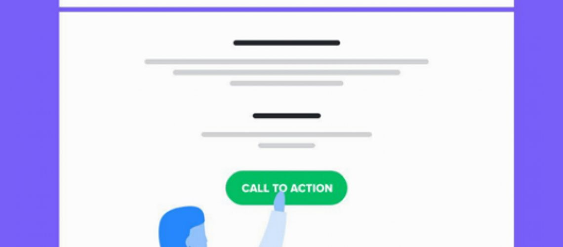 What is an email call to action cta
